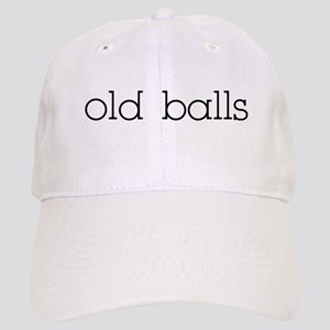 Old Balls Baseball Cap