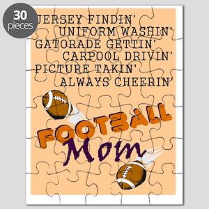 FOOTBALL MOM Puzzle