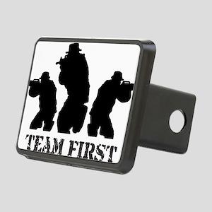 team first new1 Rectangular Hitch Cover