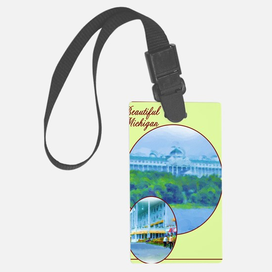 2-Beautiful MacHotel_Collage-ble Luggage Tag