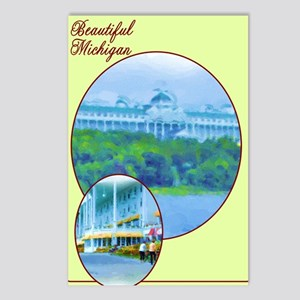 2-Beautiful MacHotel_Coll Postcards (Package of 8)