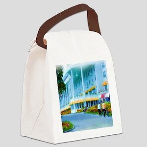Mac Hotel Side-water Sq Canvas Lunch Bag