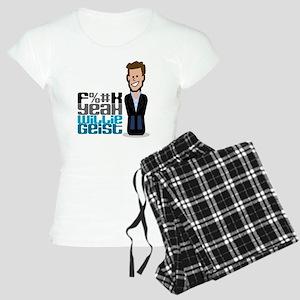 FYWG_tshirt black Women's Light Pajamas