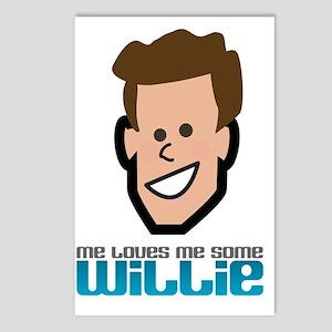 FYWG_tshirt willie Postcards (Package of 8)