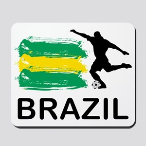 Brazil Football7 Mousepad