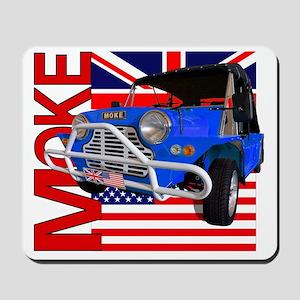 moke flag 2 Mousepad