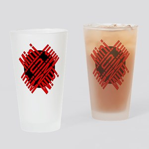 SpotOn Drinking Glass