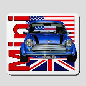 mini flags2 Mousepad