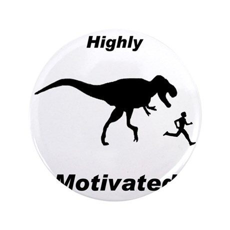 "Motivation Man Running copy 3.5"" Button"