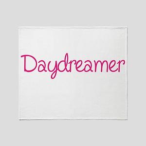 daydreamer2 Throw Blanket