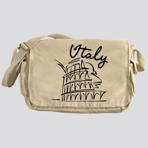 italy Messenger Bag