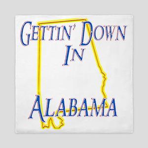 Alabama - Gettin Down Queen Duvet