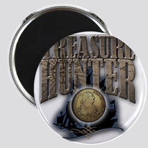 Treasure Hunter2 Magnet