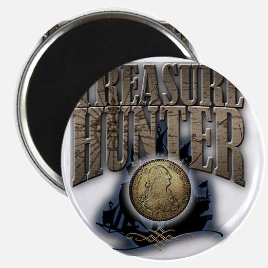 Treasure Hunter2 Magnet