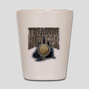 Treasure Hunter2 Shot Glass