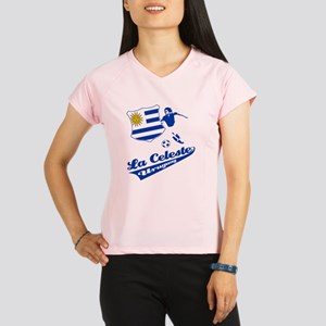 soccer player designs Performance Dry T-Shirt