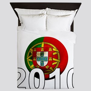 Portugal Football2Bk Queen Duvet