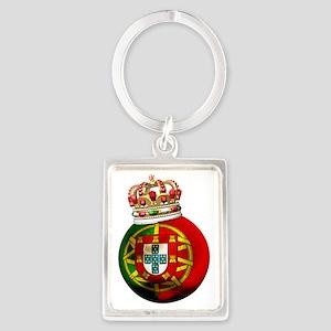 Portugal Football7 Portrait Keychain