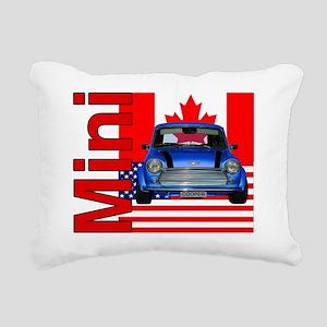 can-am Rectangular Canvas Pillow