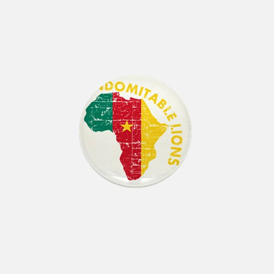african soccer designs Mini Button