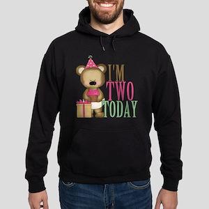 IM TWO TODAY2 Hoodie (dark)