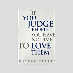 If_you_judge_people_2_light Rectangle Magnet