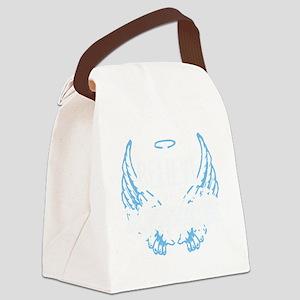 ibia07_dark Canvas Lunch Bag
