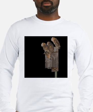 Watching for Molly Long Sleeve T-Shirt