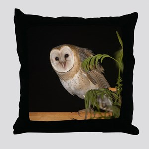 4D5Q9006 Oh Hi Throw Pillow
