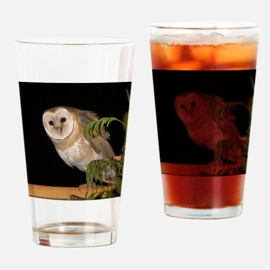 4D5Q9006 Oh Hi Drinking Glass