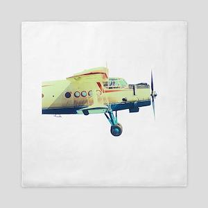 Antonov An-2 Queen Duvet