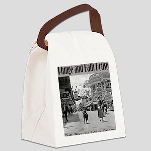 pikeplunge Canvas Lunch Bag