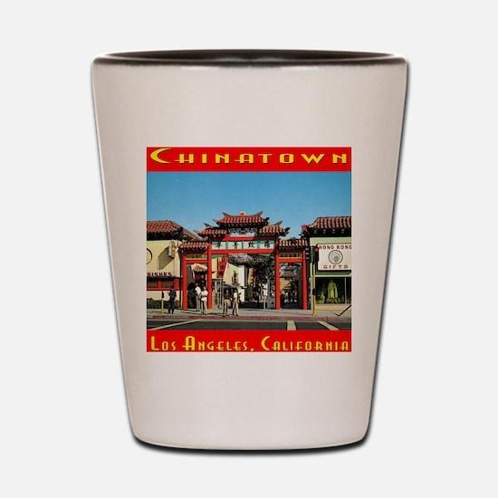 chinatownla Shot Glass