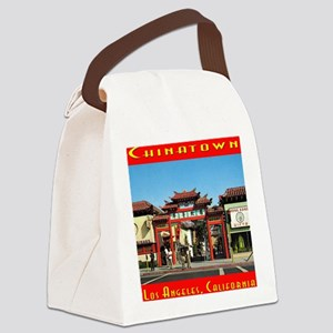 chinatownla Canvas Lunch Bag
