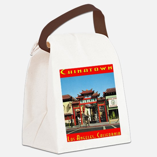 chinatownla Canvas Lunch Bag