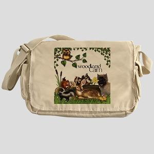 woodlandcairn Messenger Bag