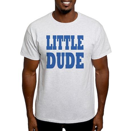 Little DUDE blue 2 Light T-Shirt