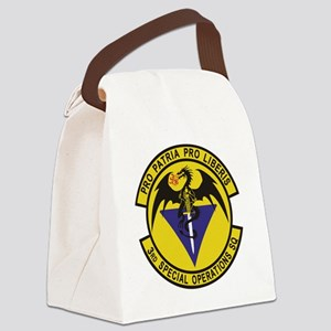 3rd_sos Canvas Lunch Bag