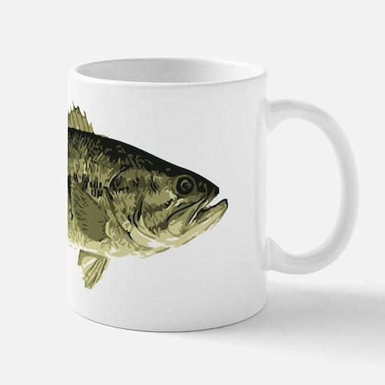 Largemouth Bass Mug