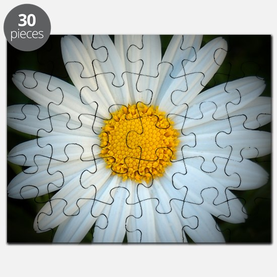 Standout Daisy JPG Puzzle