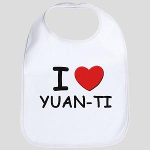 I love yuan-ti Bib