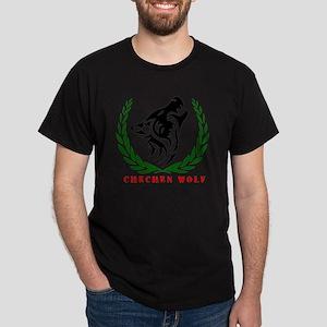 2-CHECHENWOLF Dark T-Shirt