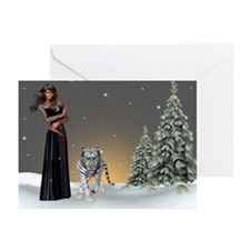 Morning Snowfall Greeting Cards (Pk of 10)