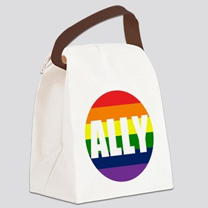 ALLYIKMP Canvas Lunch Bag