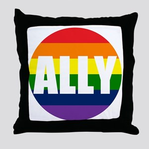 ALLYIKMP Throw Pillow
