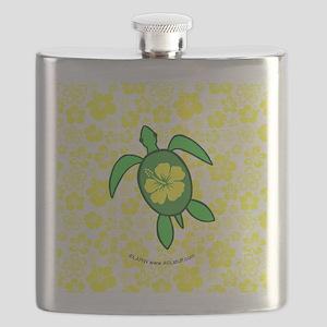 FlwrhawaiiTurtleBbt Flask