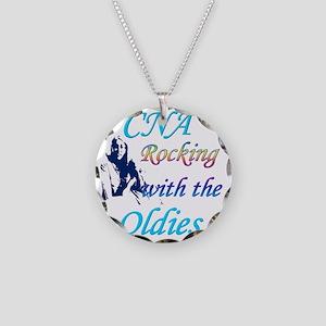 cna rocking copy Necklace Circle Charm