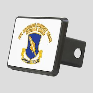 DUI - 1st Brigade Combat Team With Text Rectangula