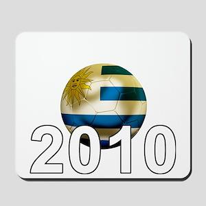 Uruguay World Cup3Bk Mousepad