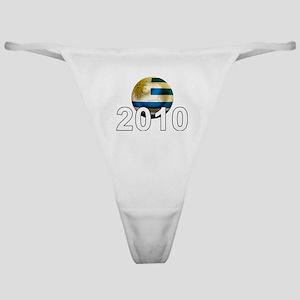 Uruguay World Cup3Bk Classic Thong